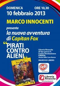 Libreria Rinascita Ops Marco Innocenti 20130210
