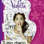 4) AAVV - Il mio diario. Violetta