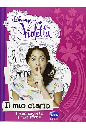 AAVV - Il mio diario. Violetta