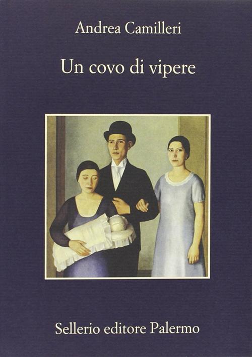 Andrea Camilleri - Un covo di vipere