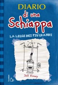Jeff Kinney - Diario di una schiappa. La legge dei più grandi Libreria Rinascita Sesto Fiorentino