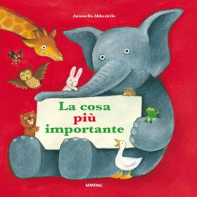 Antoniella Abatiello - La cosa più importante Libreria Rinascita Sesto Fiorentino