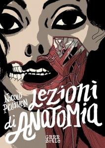 Nicolò Pellizzoni - Lezioni di anatomia