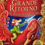 8) Geronimo Stilton - Grande ritorno nel regno della fantasia