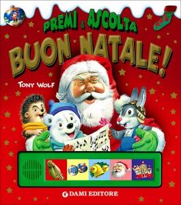 Tony Wolf - Buon Natale. Premi e ascolta