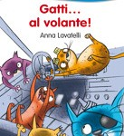 5) Anna Lavatelli - Gatti al volante