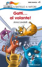 Anna Lavatelli - Gatti al volante