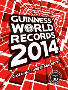 9) AAVV - Guinness World Records 2014