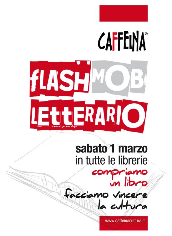 Flash mob caffeina #facciamovincerelacultura