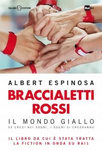 Albert Espinosa -  Braccialetti rossi Libreria RInascita Sesto Fiorentino