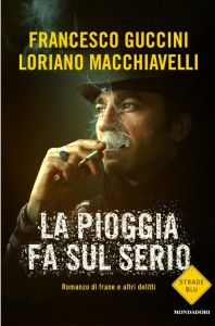 Francesco Guccini, Loriano Macchiavelli - La pioggia fa sul serio Libreria Rinascita Sesto Fiorentino