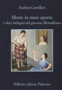 Andrea Camilleri - Morte in mare aperto, e altre indagini del giovane Montalbano Libreria Rinascita Sesto Fiorentino
