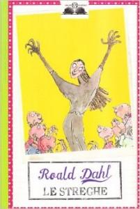 Roald Dahl - Le streghe Libreria Rinascita Sesto Fiorentino