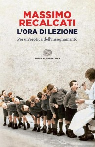 Massimo Racalcati - L'ora di lezione Libreria Rinascita Sesto Fiorentino