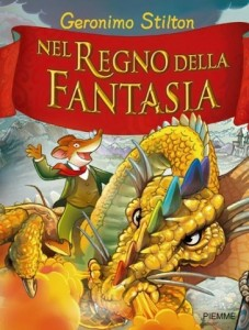 Geronimo Stilton - Nel Regno della fantasia Libreria Rinascita Sesto Fiorentino
