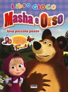 Masha e orso. Libro Gioco. Una piccola peste Libreria Rinascita Sesto Fiorentino