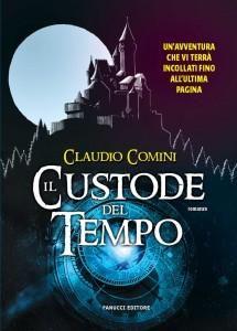 Claudio Comini - Il custode del tempo Libreria Rinascita Sesto Fiorentino