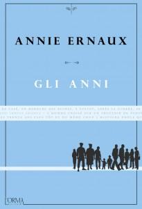 A. ERNAUX - Gli anni Libreria Rinascita Sesto Fiorentino